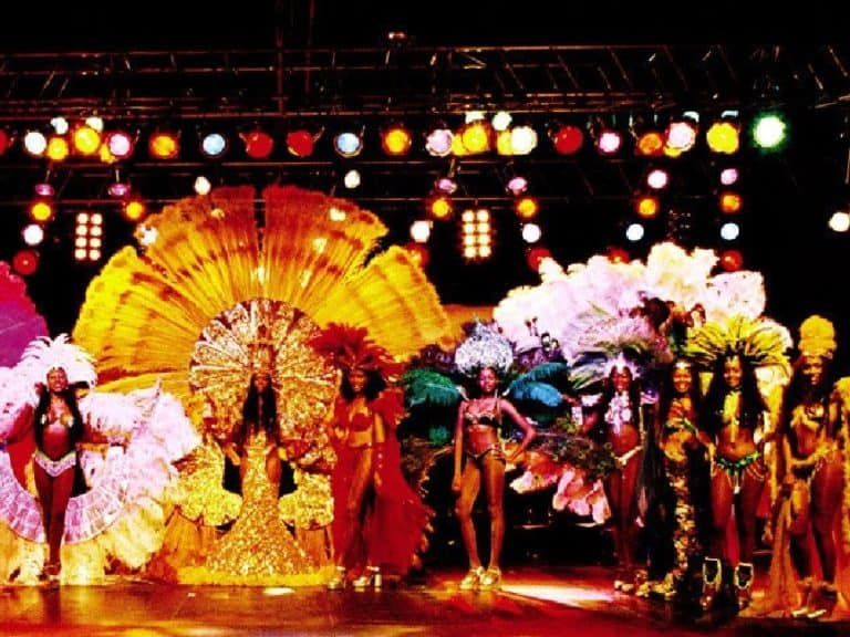 Aquarelas do Brasil Folkloreshow