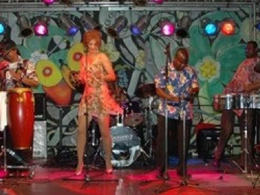 Caribbean Steel Band