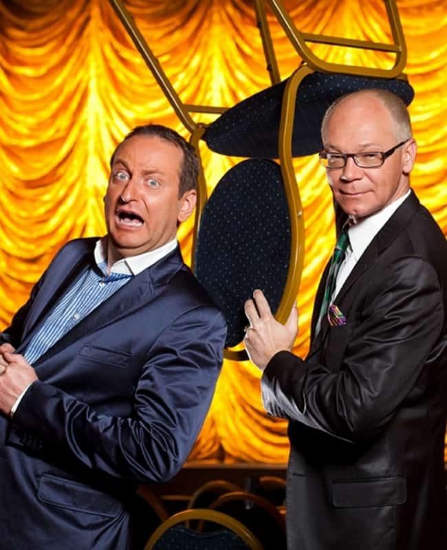 Volker Heißmann & Martin Rassau alias Waltraud & Mariechen