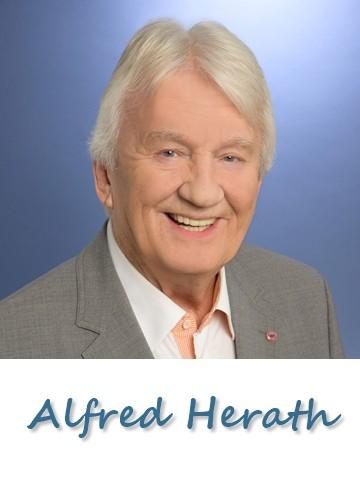 Gründer und Seniorchef der Internationalen Künstleragentur Alfred Herath