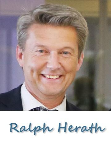 Eventmanager und Firmeninhaber der Internationalen Ralph Herath